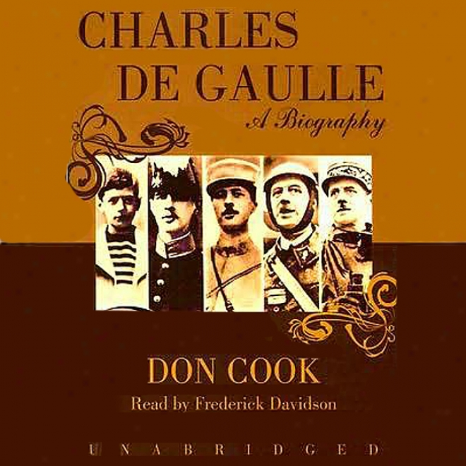 Charles De Gaulle (unabridged)