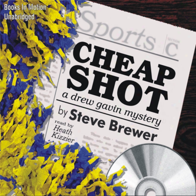 Cheap Shot (unabridged)