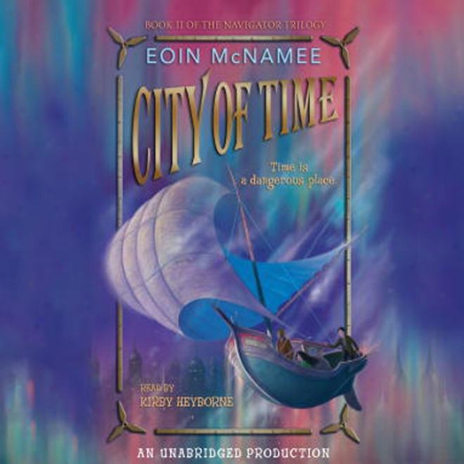 City Of Time (unabridged)
