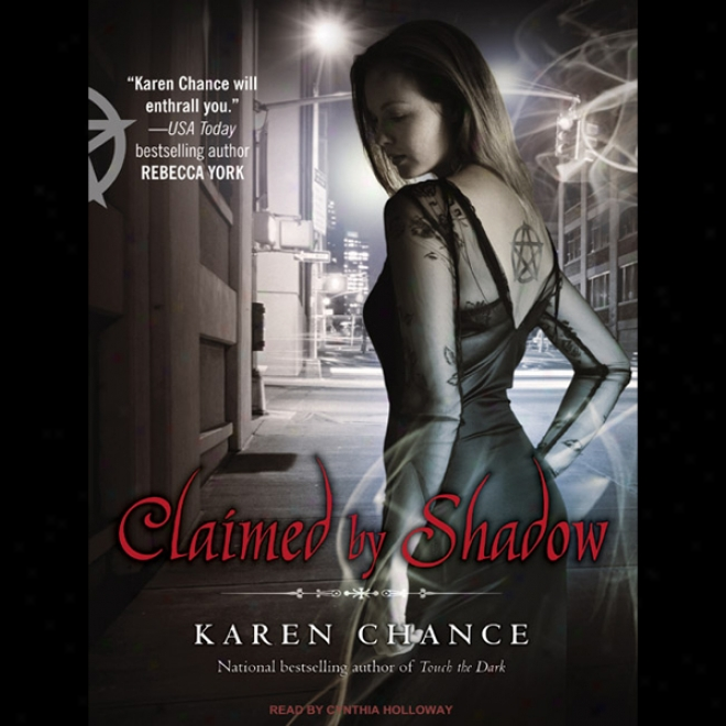 Clwimed Along Shadow: Cassandra Palmer, Book 2 (unabtidged)