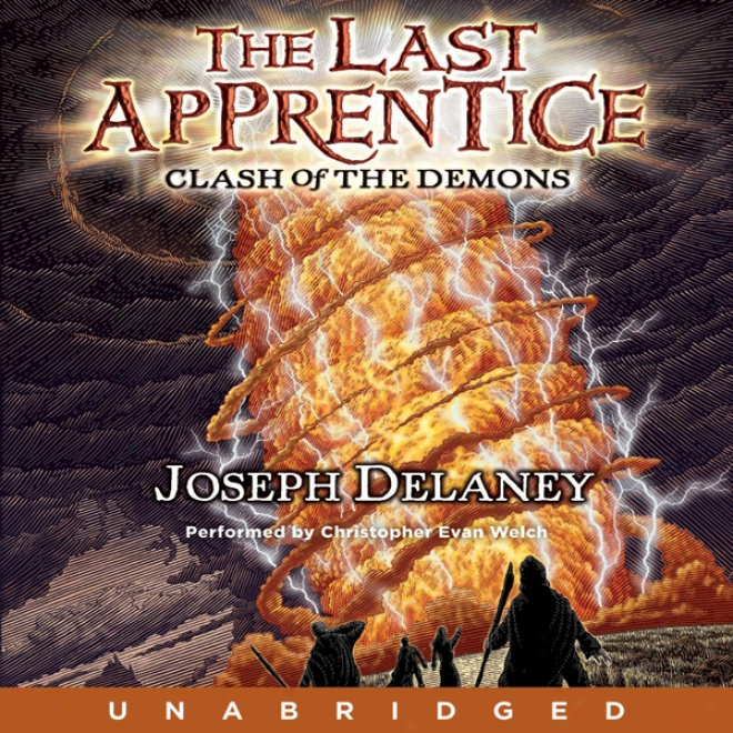Clash Of The Demons: The Last Apprentice (unabridged)