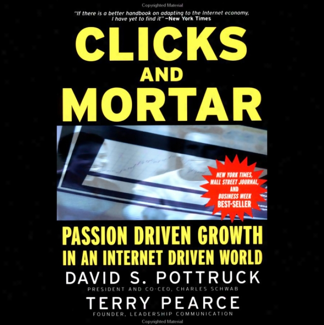 Clicks And Mortar: Anger Driven Growth In An Internet Driven World