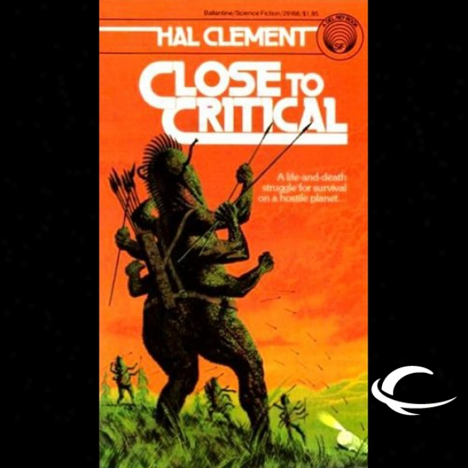 Close To Critical (unabridged)