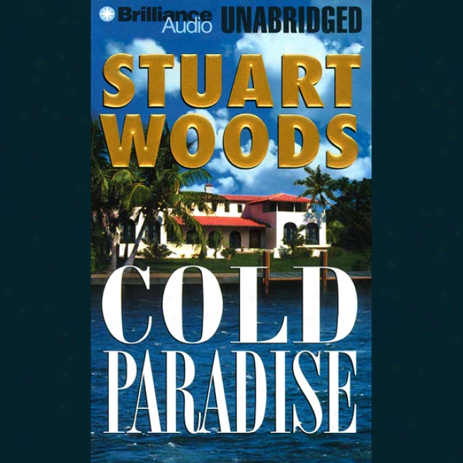Cold Paradise:-A Gem Barrington Novel (unabridged)