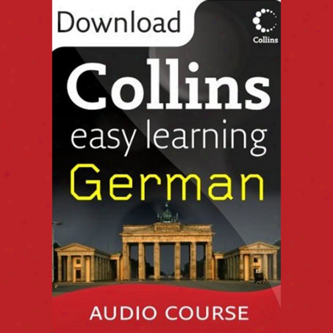 Cillins Easy Erudition Audio Course: Easy Learning German (unabridged)