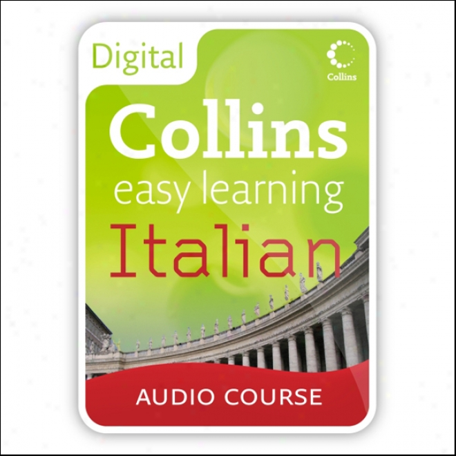 Collins Easy Learning Audio Course: Easy Learning Italian (unabridged)