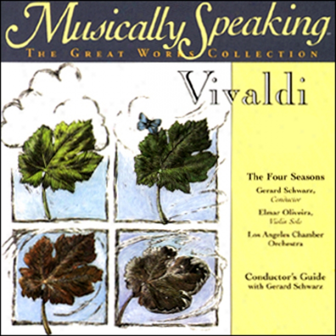 Conductors' Guide To Vivldi's The Four Seasons