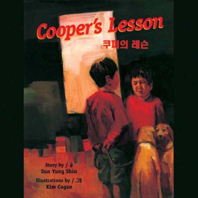 Cooper's Lesson (english And Korean) (unabridged)