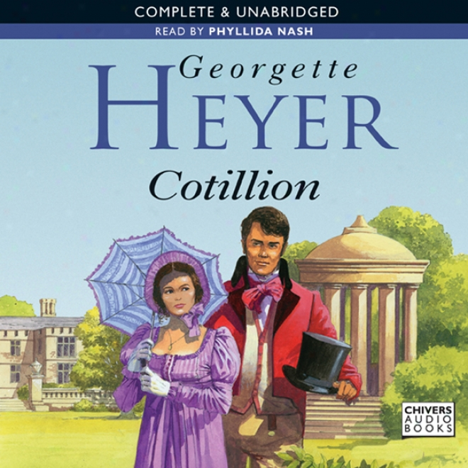Cotillion (unabridged)