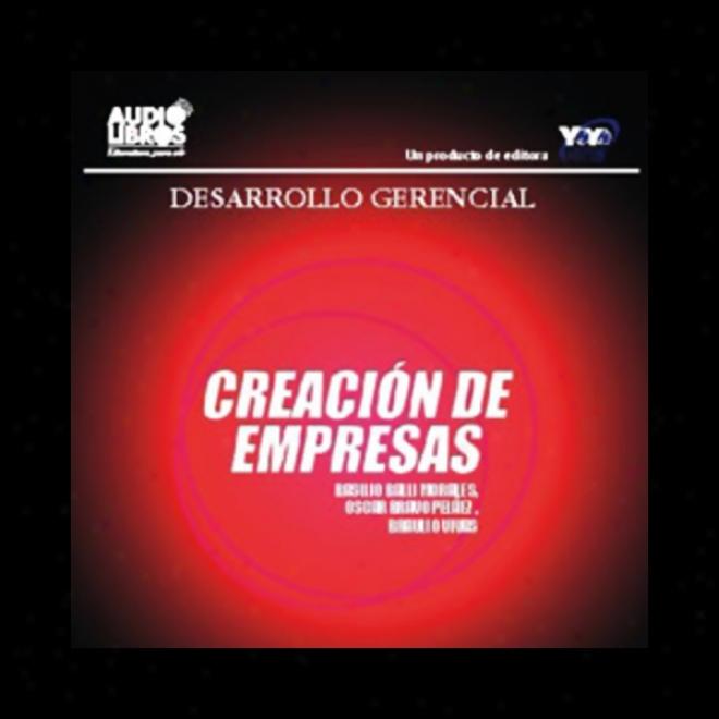 Creacion De Empresas [the Start Of A New Business]