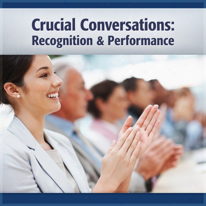 Cruial Conversations: Make Thdm Work For You (unabridged)
