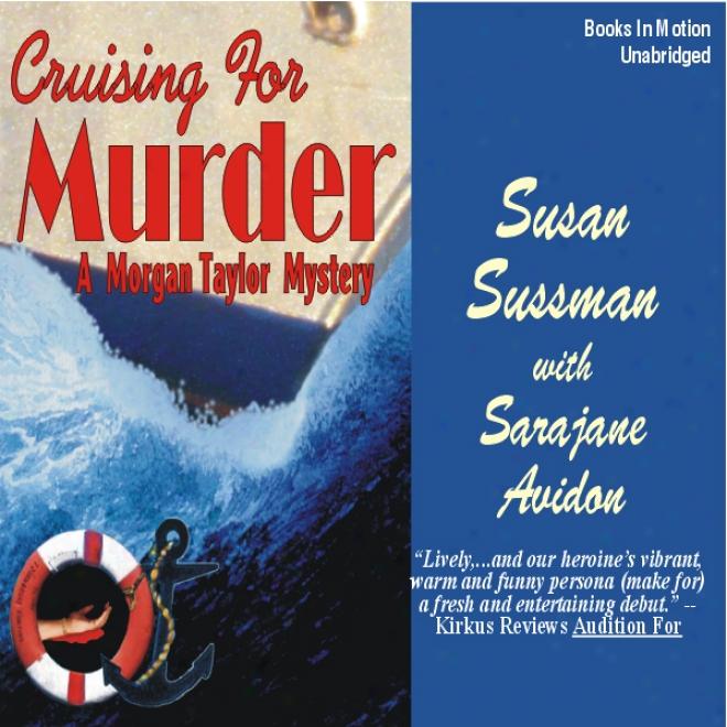 Cruising For Murder (unabridged)