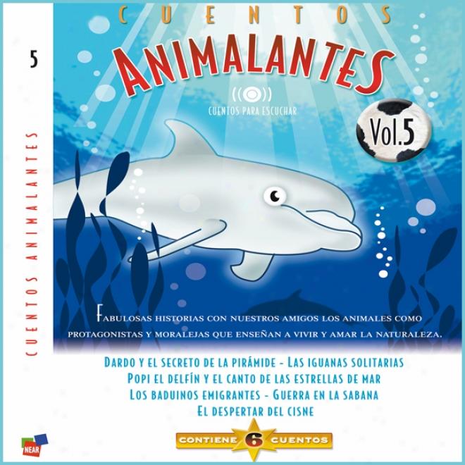 Cuentos Animalantes, Vol. 5 (unabridge)