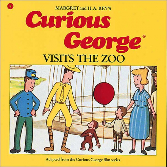 Inquisitive George Visits The Zoo