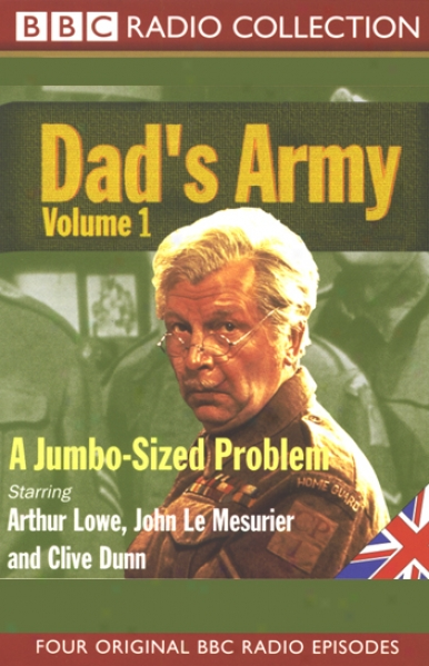 Dad's Army, Volume 1: A Jumbo-sized Problem