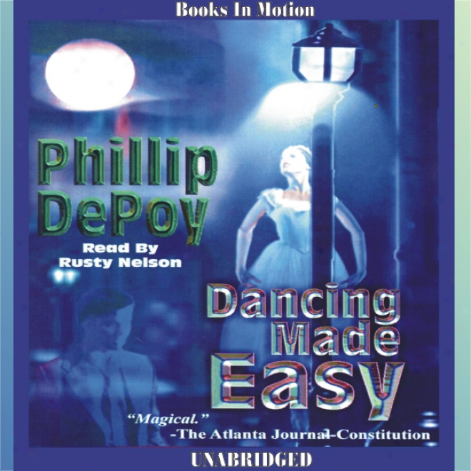 Dancing Made Easy: A Flap Tucke rMystery (unabridged)