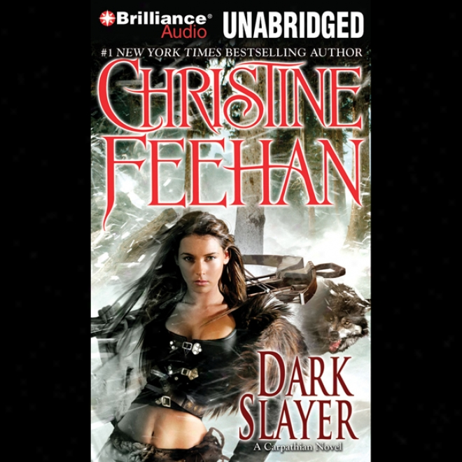 Dark Slayer: Dark Series, Book 20 (unabrridged)