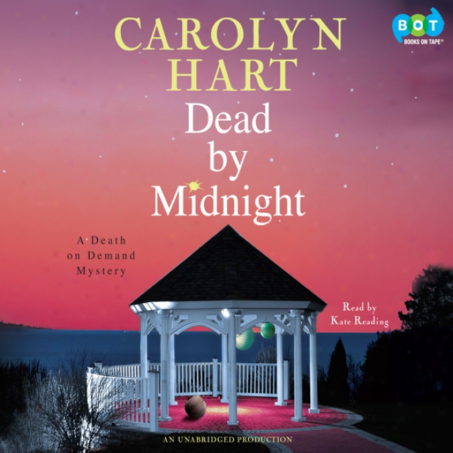 Dead In the name of Midnight: A Death On Demand Mystery (8nabridged)