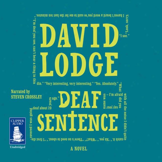 Deaf Sentence (unabridged)