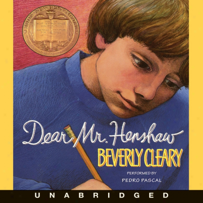 Dear Mr. Henshaw (unabridged)