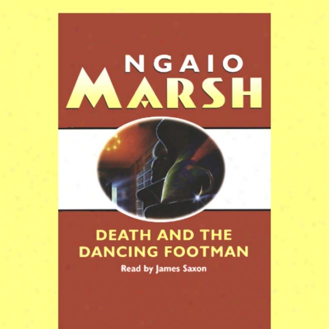 Death And The Dancing Footman (unabridged)