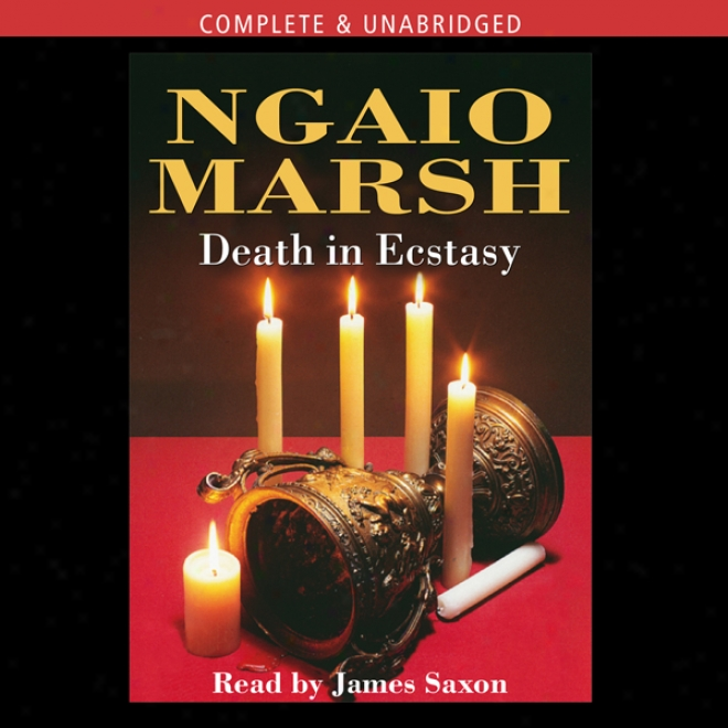 Death In Ecstasy (unabridged)
