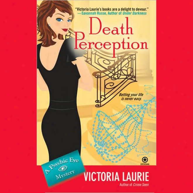 Death Perception: Psychic Eye Mysteries, Book 6 (unabridged)