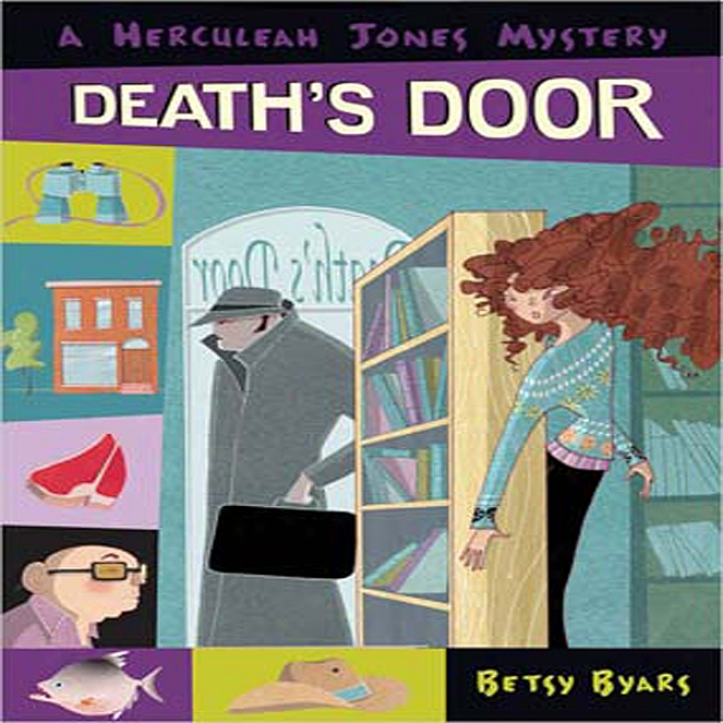 Death's Door: A Herculeah Jones Mystery (unabridged)