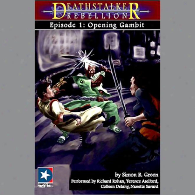 Deathstalker Rebellion Collection: Episodes 1-5
