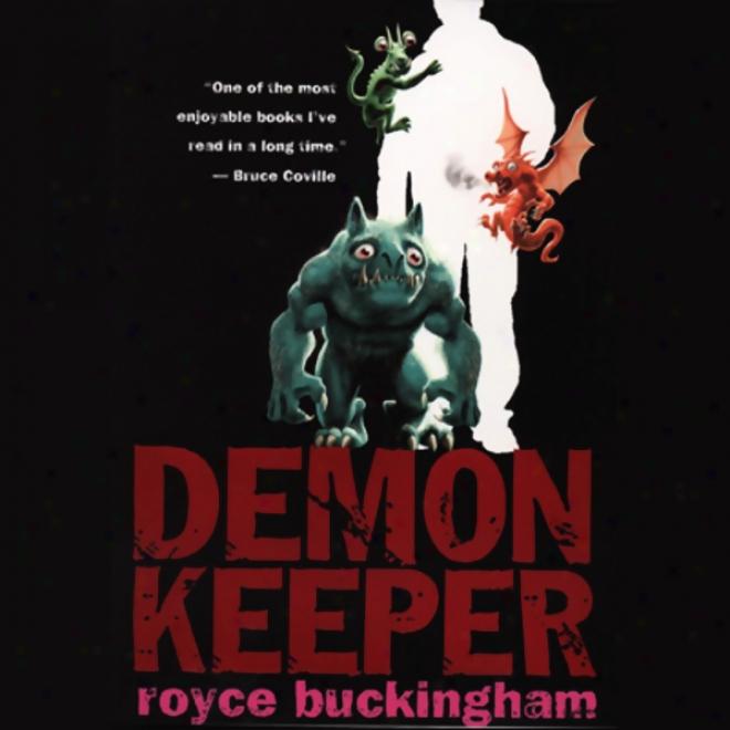 Demon Keeper (unabeidged)