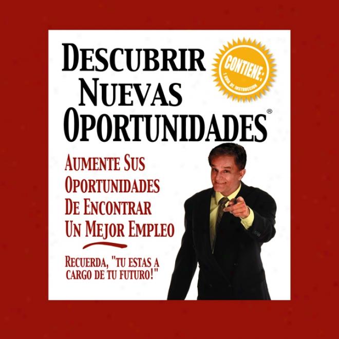 Descubrir Nuevas Oportunidades [discvering New Opportunities] (unabridged)