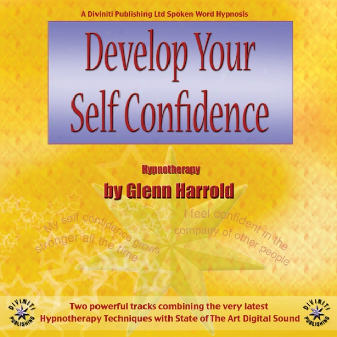 Develop Your Self-confidende