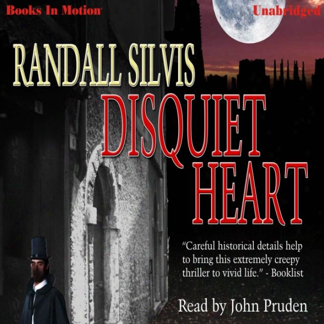 Disquiet Heart: Poe Succession, Main division 2 (unabridged)