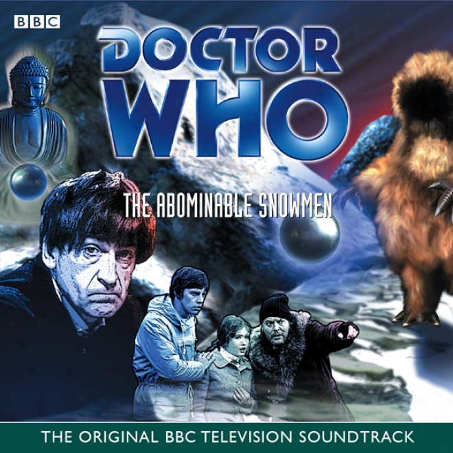 Doctor Who And The Abominable Snowmen (unabridged)