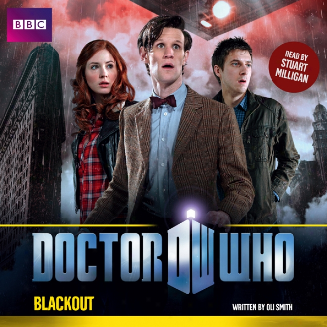 Doctor Who: Blackout (unabridged)