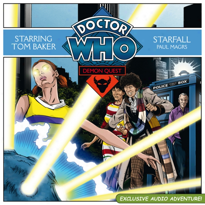 Doctor Who: Dmeon Quest 4 - Starfall (unabridged)