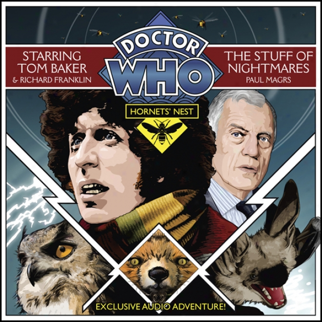 Doctor Who: Hornets' Nest 1 - The Stuff Of Nightmares (unabridged)