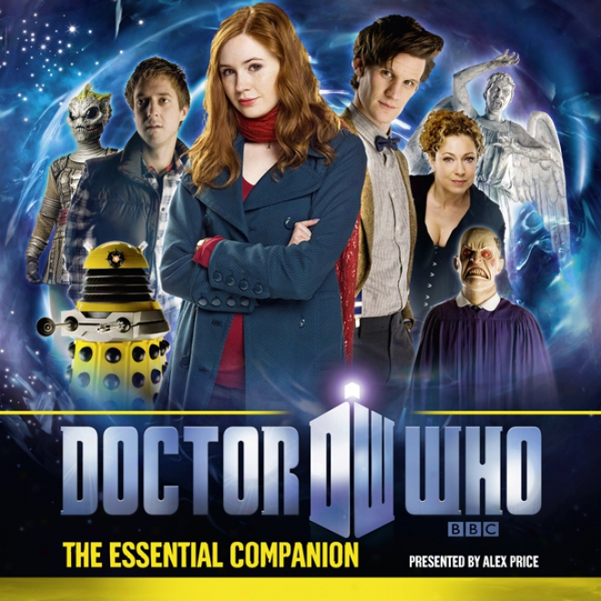 Doctor Who: The Essential Companion (unabridged)