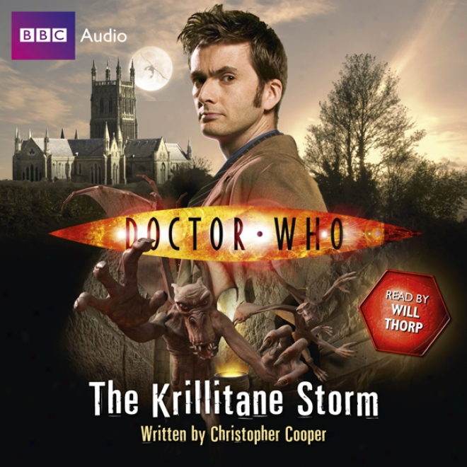 Doctor Who: The Krillitane Storm (unabridged)