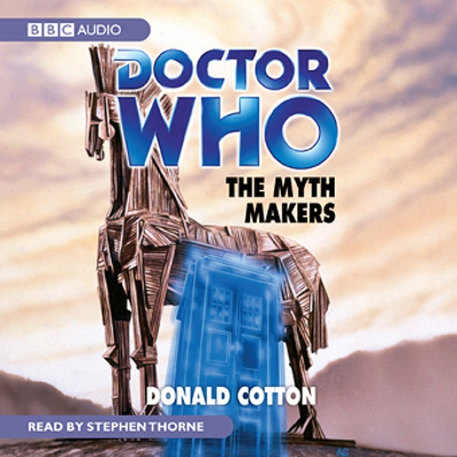 Doctor Who: The Myth Makers (unabridged)