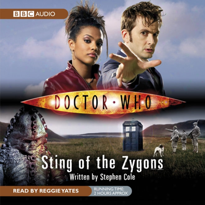 Doctor Who: The Afflict Of The Zygons