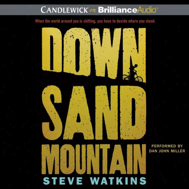 Down Sand Mountain (unabridged)