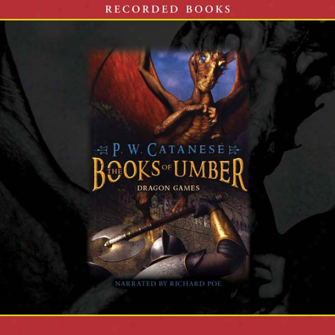 Dragon Games: Books Of Umber, Book 2 (unabridged)