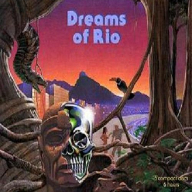 Dreams Of Rio: A Travels With Jack Hazard