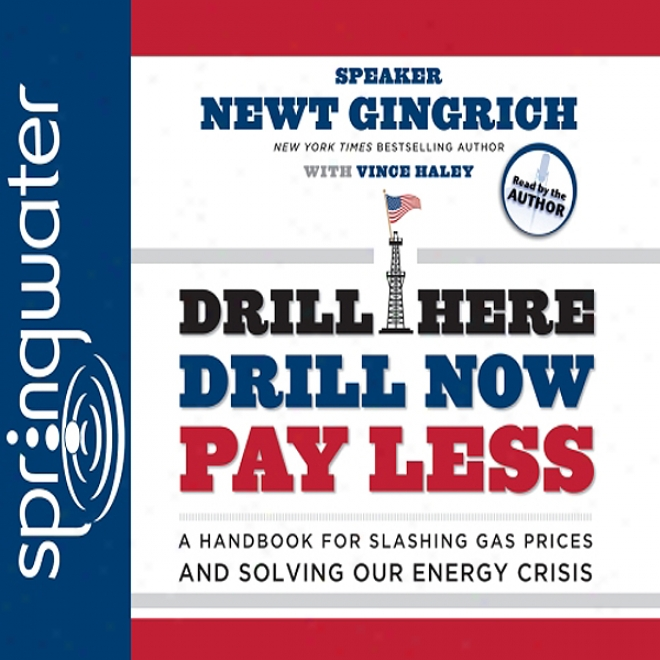 Drill Here, Drill Now, Pay Less: A Handbook For Slashing Gas Prices And Solving Our Energy Crisis (unabrridged)
