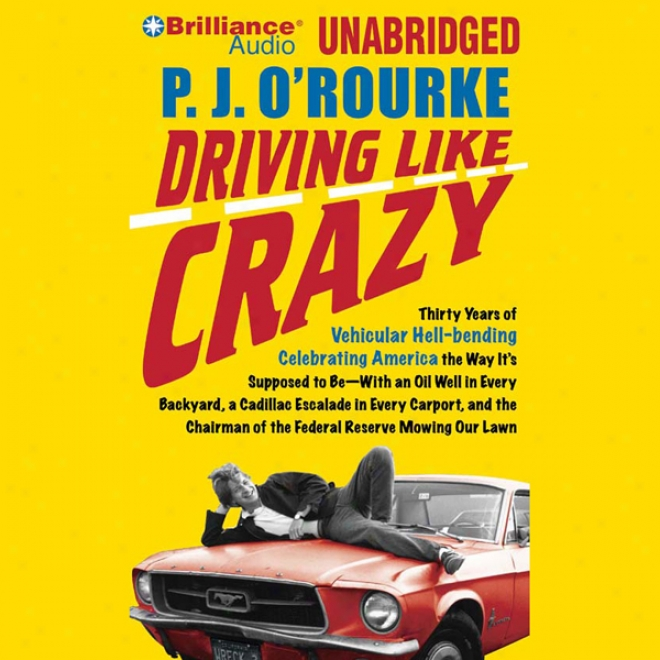 Driving Equal Crazy (unabridged)