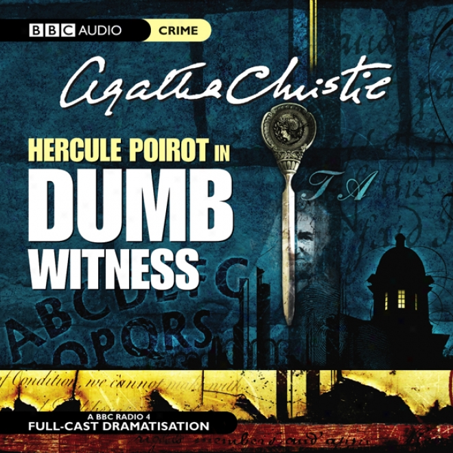 Dumb Witness (dramatised)
