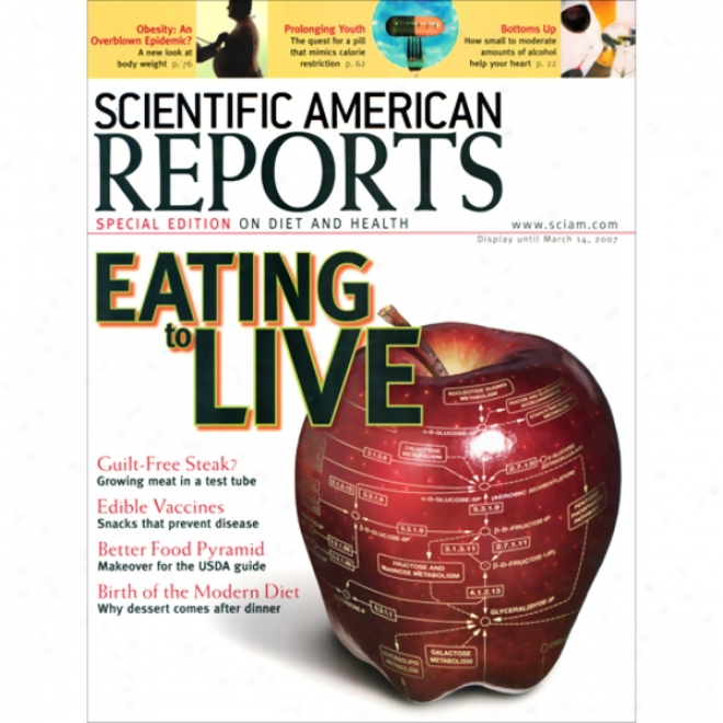 Eating To Live: Scientific American Rsports