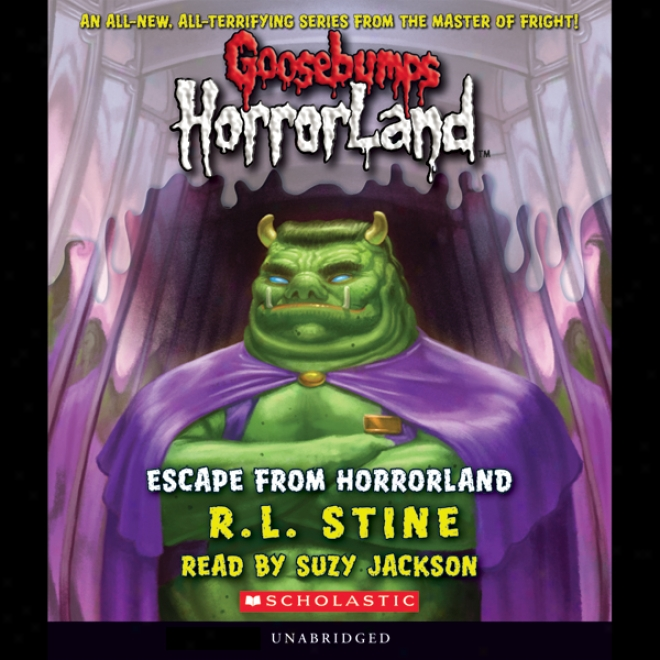 Escape From Horrorland: Gkosebumps Horrorland #11 (unabridged)