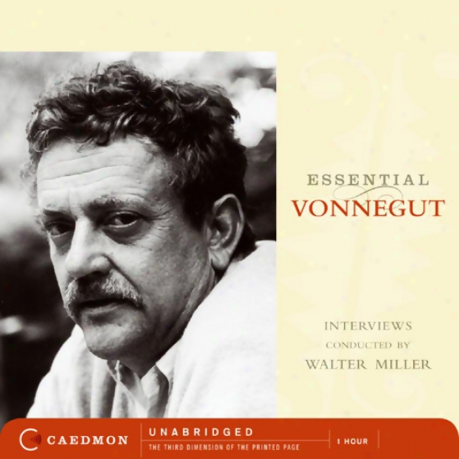 Rudiment Vonnegut Interviews (unabridged)